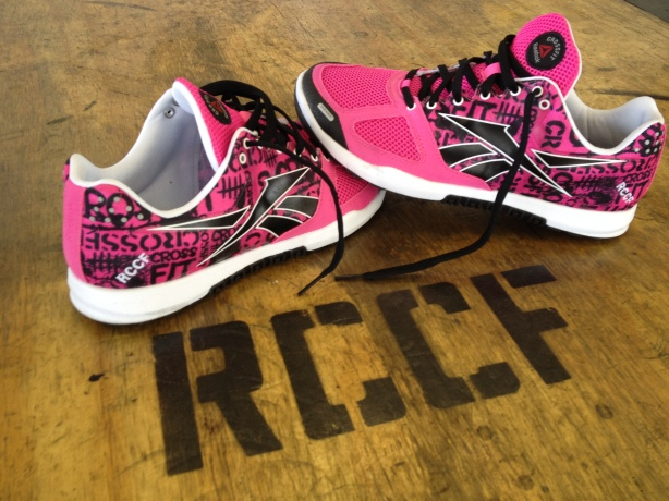Image result for RC CROSSFIT PINK SHOES