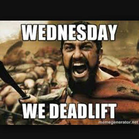 Image result for deadlifts meme